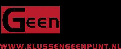 GeenPunt logo - Wijchen Schaatst