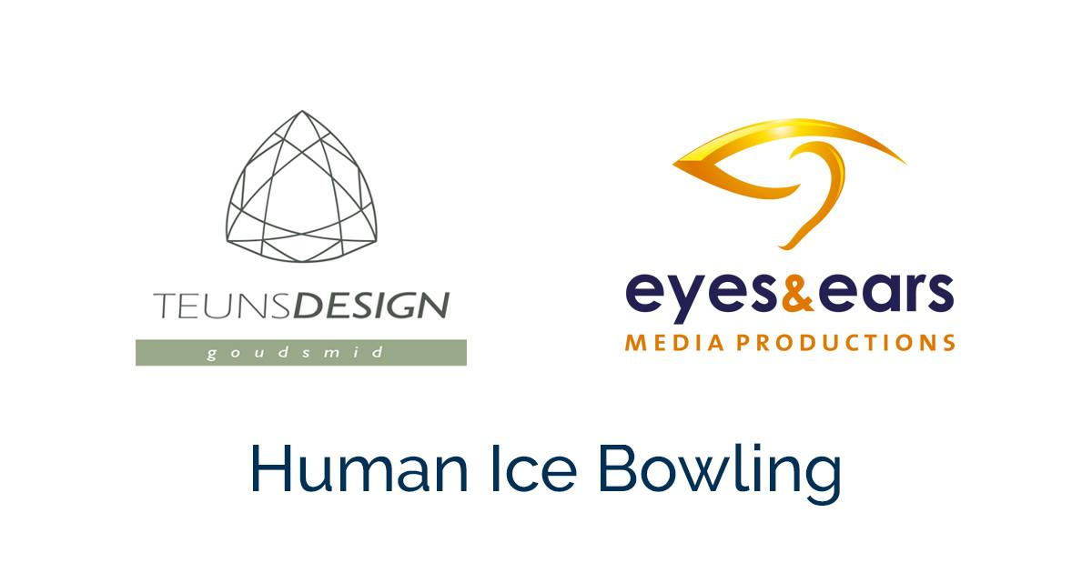 Human Ice Bowling Teuns Design Eyes X ears