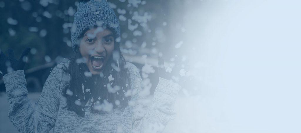 Wijchen Schaatst - Sneeuwplezier
