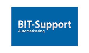 Wijchen Schaatst - logo BIT-Support