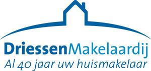 Wijchen Schaatst - logo Driessen Makelaardij