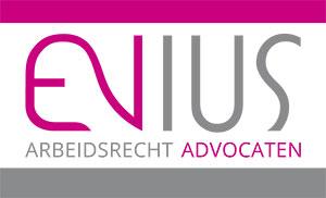 Wijchen Schaatst - logo Evius arbeidsrecht advocaten