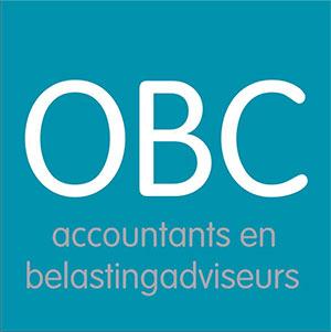 Wijchen Schaatst - logo OBC accountants en belanstingadviseurs