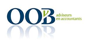 Wijchen Schaatst - logo OOB Adviseurs en accountants