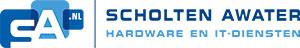 Wijchen Schaatst - logo Scholten Awater